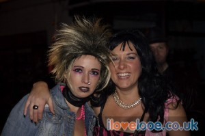 New Year's Eve Looe Fancy Dress