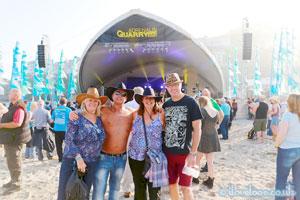 Looe Music Festival 2014 Friday