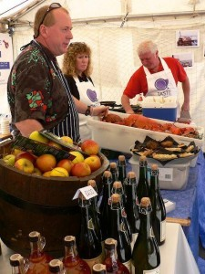 Looe Food and Drink Festival 2012