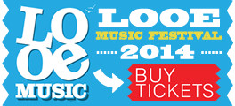 Buy Looe Music Festival Tickets